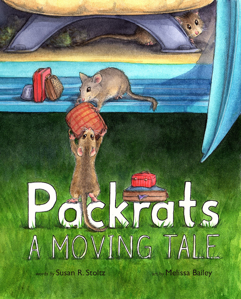 Packrats: A Moving Tale - COMING IN 2019