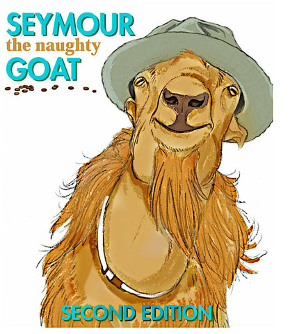 Seymour the Naughty Goat