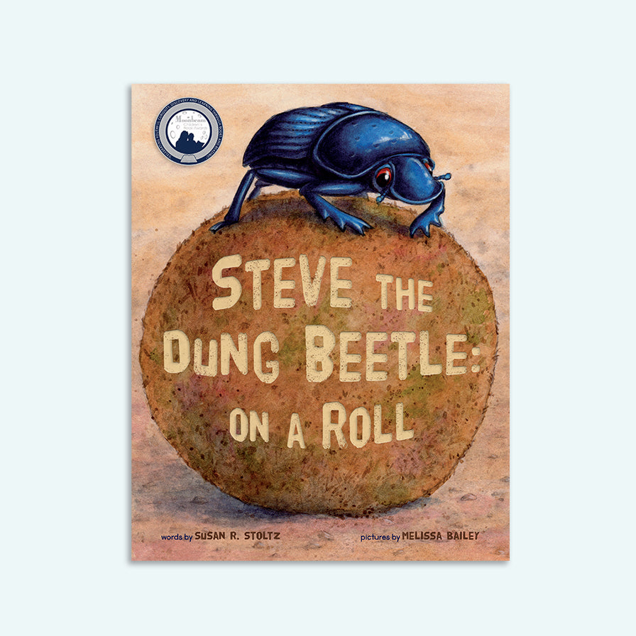 Steve the Dung Beetle: On a Roll - Hardback Second Edition
