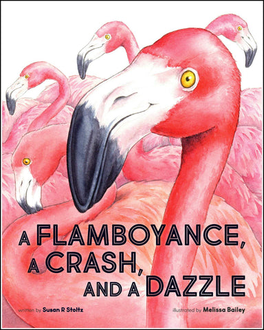 A Flamboyance, A Crash, and A Dazzle - Hardback