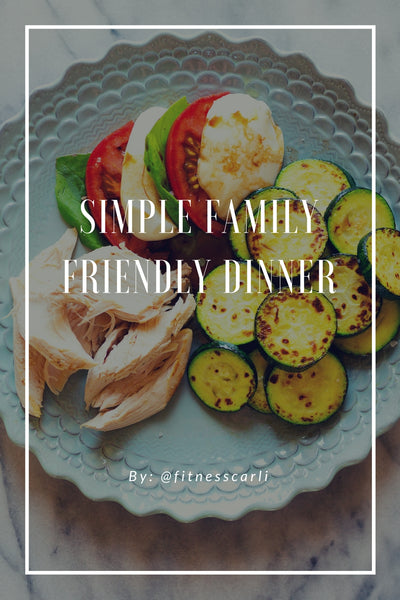 Simple Family Dinner Recipe!