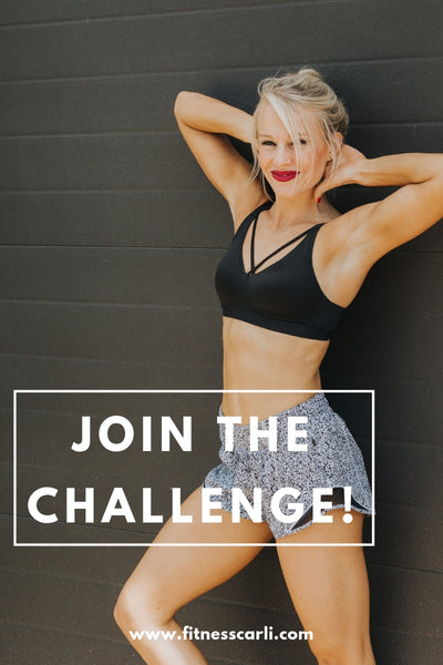 Join my September challenge!