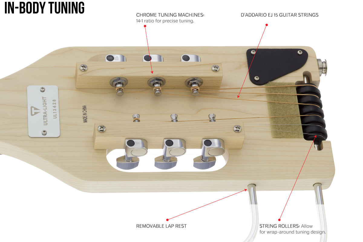 Wondrous Traveler Guitar Ultra Light Acoustic Maple Full Scale Travel Wiring 101 Capemaxxcnl