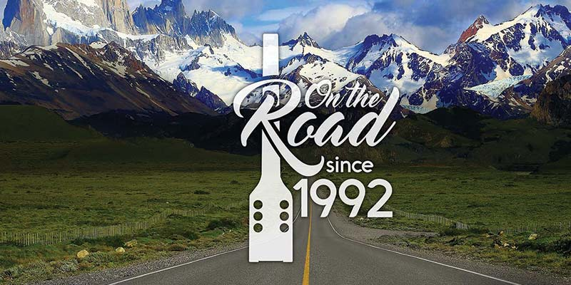 Traveler Guitar - On the road since 1992. This is our specialty.