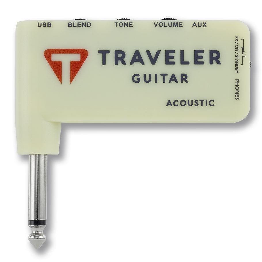 Traveler Guitar Acoustic Headphone Amp Circuit Load Image Into Gallery Viewer