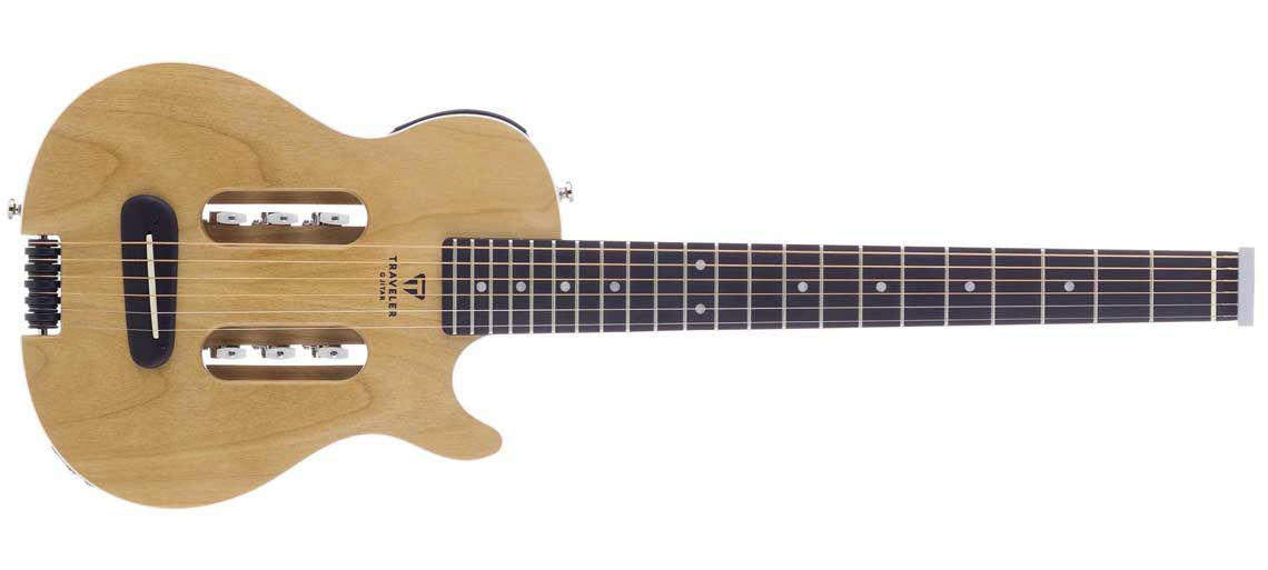 Traveler Guitar Escape Mark Iii Full Scale Acoustic Travel The Following Diagram Details Various Parts Of An Electric Alder