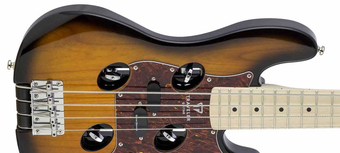 Load image into Gallery viewer, TB-4P Bass (Sunburst / Maple)