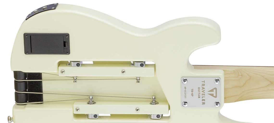 Load image into Gallery viewer, TB-4P Bass (Pearl White)