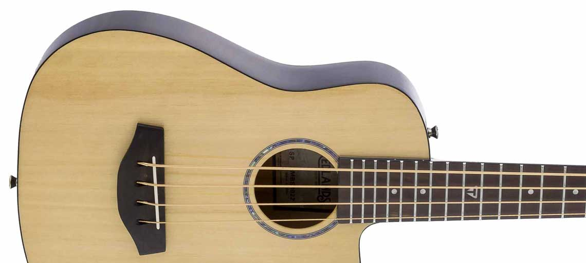 Load image into Gallery viewer, Redlands Mini Bass (Spruce)