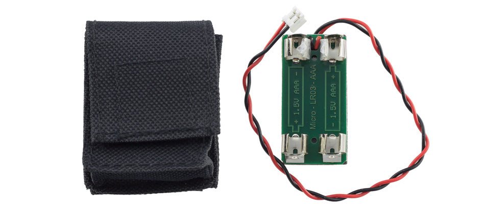 Battery Pouch Assembly for AG Series
