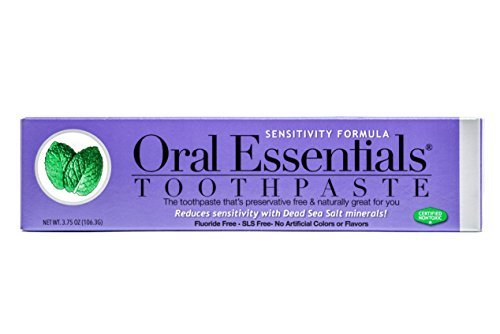 Oral Essentials Sensitive Toothpaste (3.5 Oz. (Pack of 2))