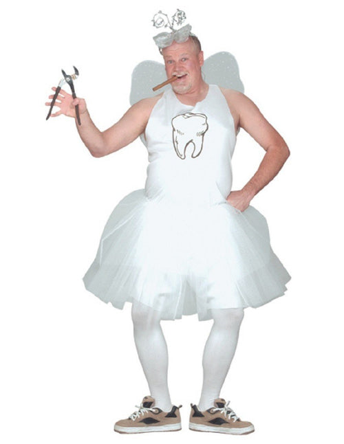Fun World Men's Tooth Fairy Adult Costume