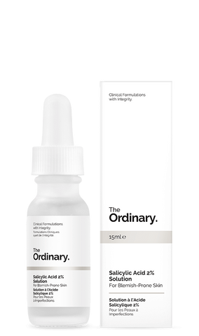 The Ordinary Salicylic Acid 2% Solution 30ml **pre-order**