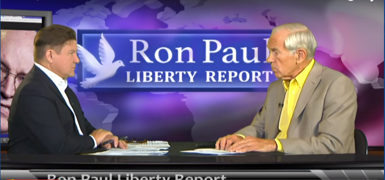 Ron Paul Talks About Arms Sales In USA