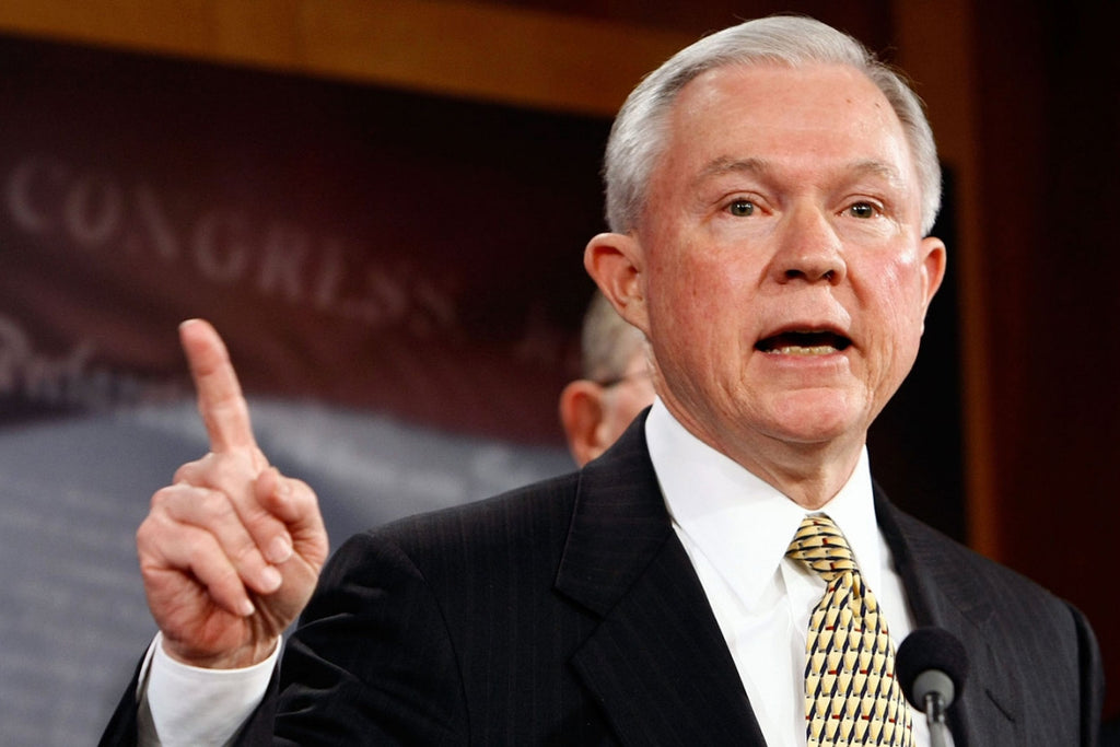 Jeff Sessions Declares War On Liberty