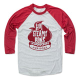Hot Dogs Baseball T-Shirt | 500 LEVEL