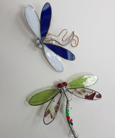 3-D Dragonfly