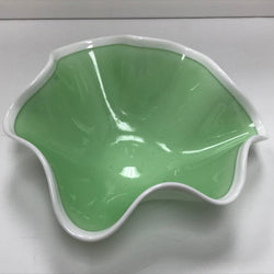 Retro Green Bowl