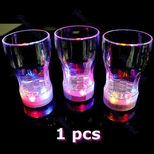 Light Flashing Beer Mug