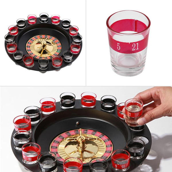 Roulette Shot Game