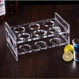 Shot Glass Rack