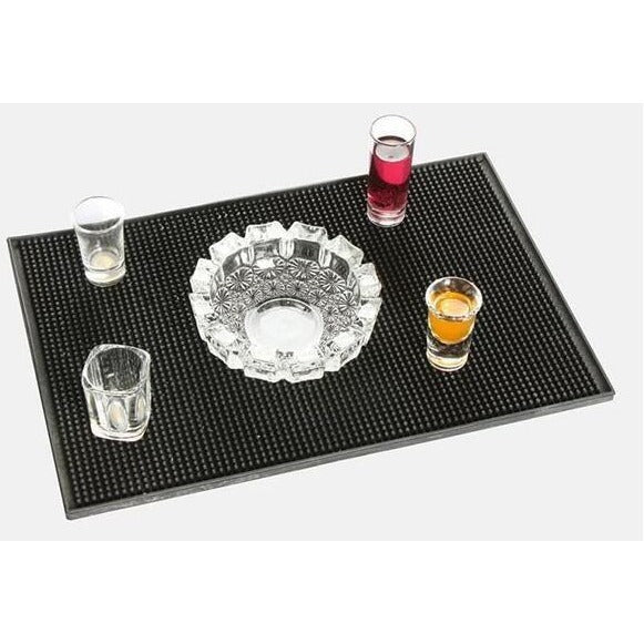 Rectangle Rubber Spill Mat Large