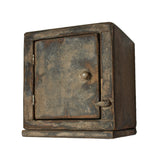 Aged Wood Appliance Cover / Storage Organizer
