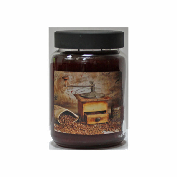 Roasted Esspresso Jar Candle, 26oz