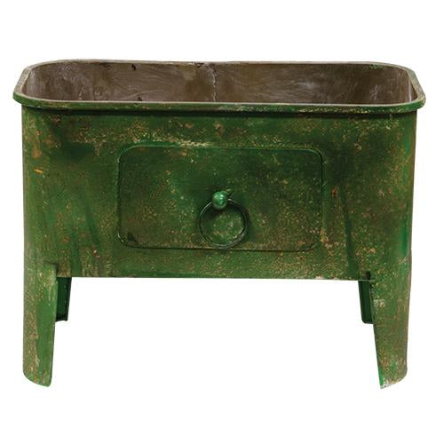 Green Metal Basin