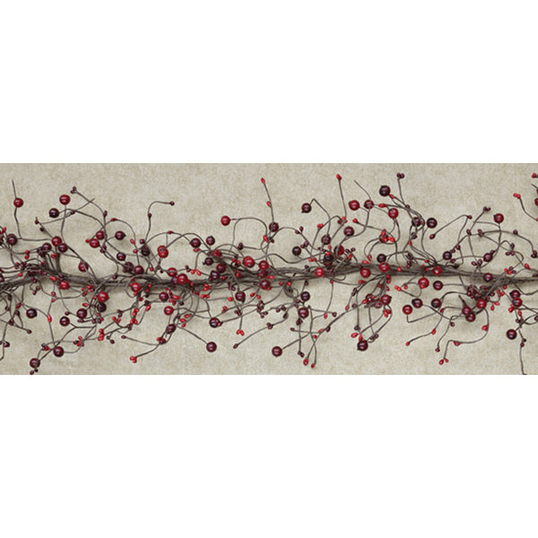 5 ft Country Pip Berry Garland