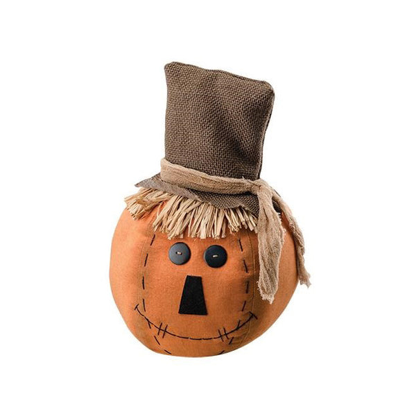 Bradley Stuffed Pumpkin Head Country Fall Decor