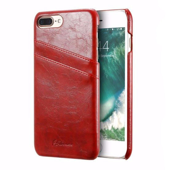 Business card holder leather iphone case vital cases business card holder leather iphone case colourmoves