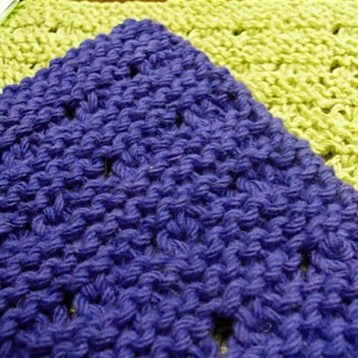 K12Together July Project - Dishcloths