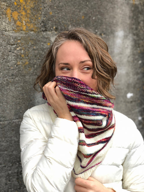 K12tog April Project - Ingrid's Cowl