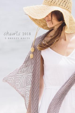 Quince & Co. Shawls 2018 Trunk Show