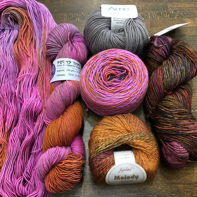 Q&A: Why doesn't all yarn come wound and ready to work with?