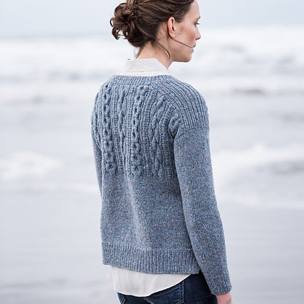 Brooklyn Tweed Ganseys Trunk Show ~ February 12-25