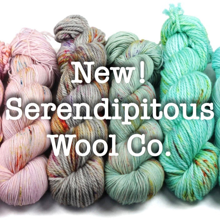 new! serendipitous wool co