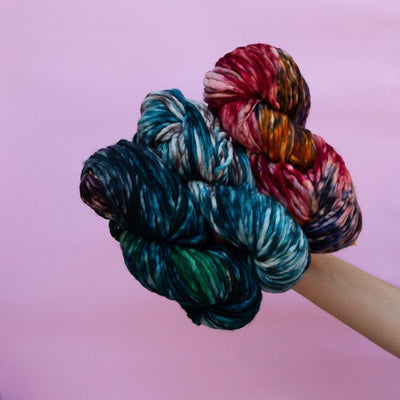 New Malabrigo Rasta Pintada Collection
