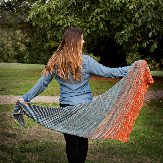 Waterside Shawl