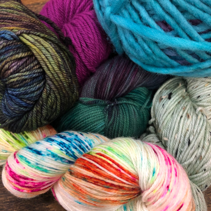 Yarn 101: Color
