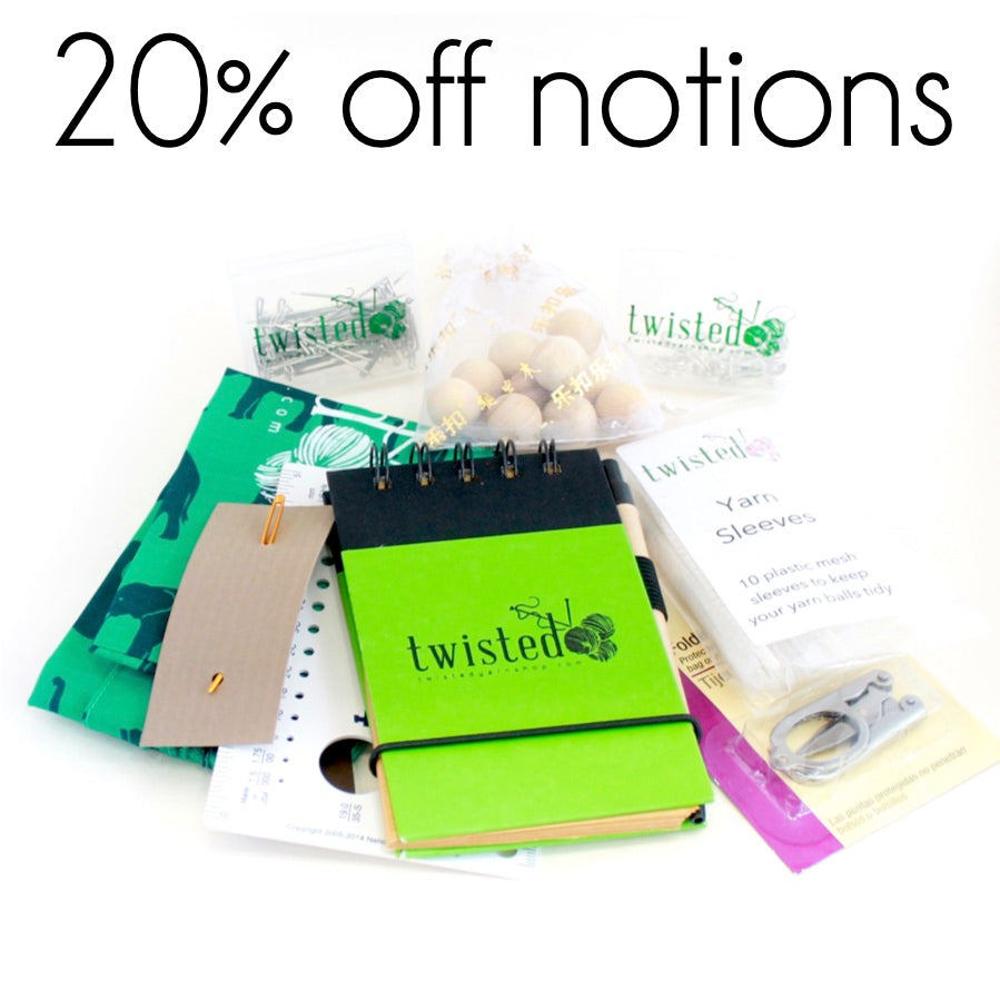 20% off notions