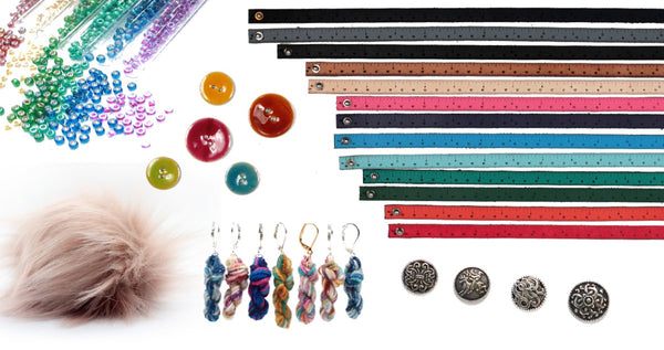 accessories and embellishments
