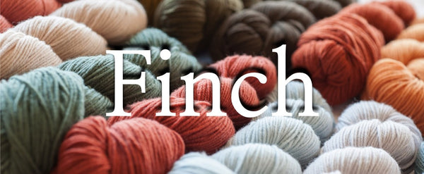 quince & co. finch