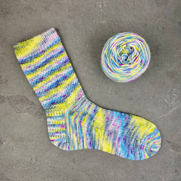 harbert sock pattern by soren kerr