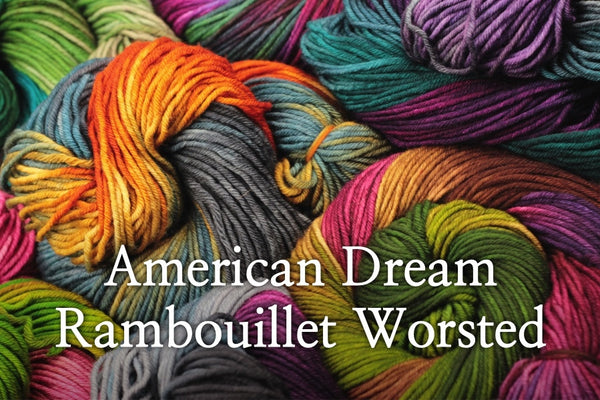 american dream rambouillet worsted