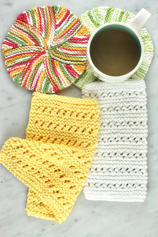 Easy As Pie Dishcloth