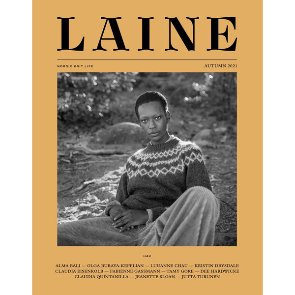Laine Nordic Knit Life Issue 12
