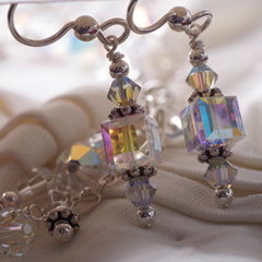 Earrings by Sophisticated Beads