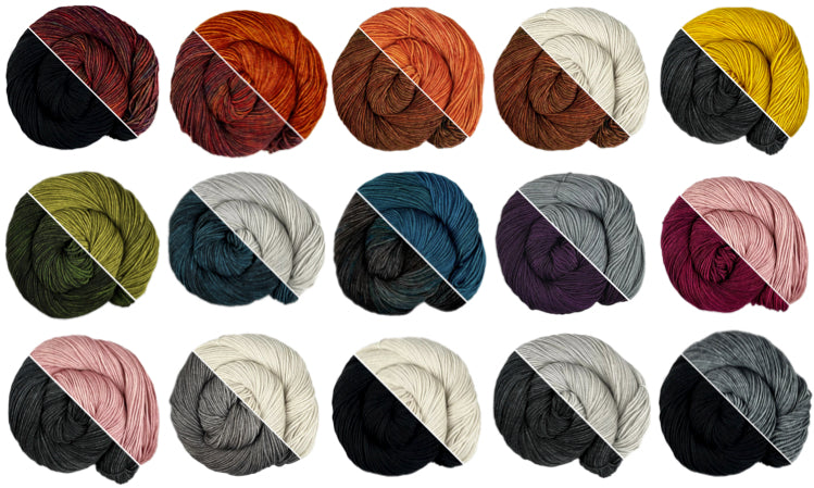 color options for sparkle and twirl cowl kits